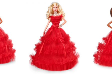 Holiday Barbie Dolls Are A Beautiful Gift Tradition