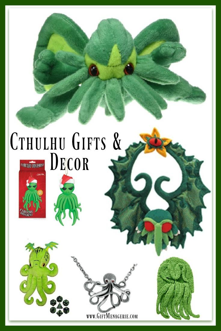 Cthulhu Gifts & Decor