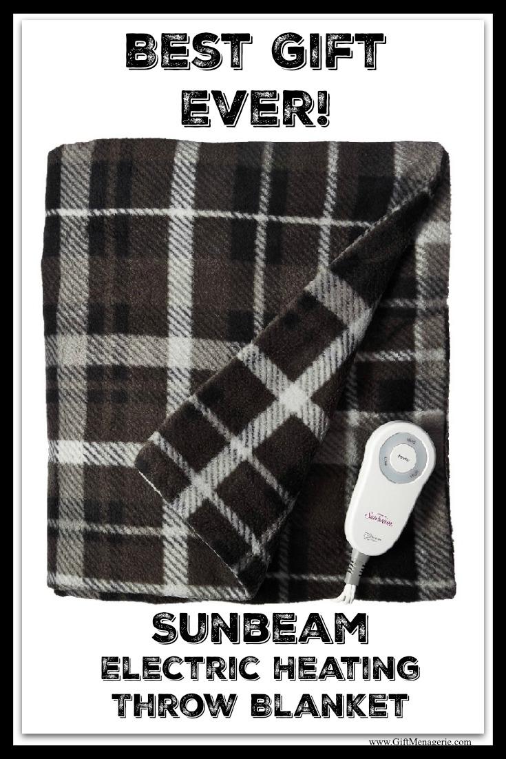 Heated Throw Blanket