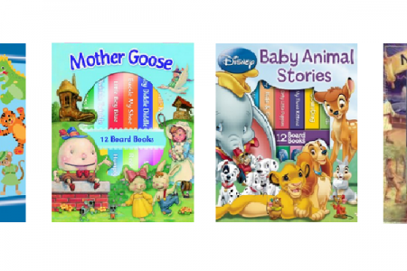 My First Library Books for Toddlers