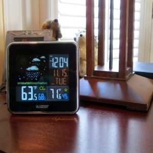 Indoor Outdoor Thermometer Weather Station