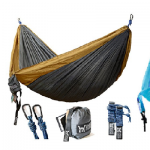 Portable Hammocks for Backpacking, Travel, or Your Own Yard