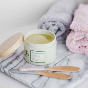 Arbonnes Rescue and Renew Detox Scrub